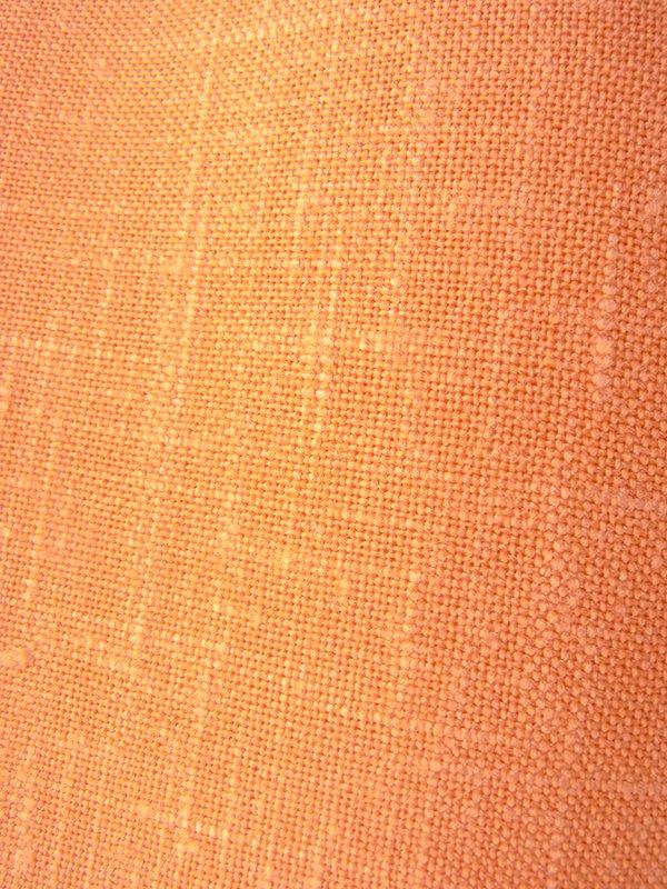 ヨーロッパ古着 ロンドン買い付け 60年代製 オレンジ X 共布ベルト付き デッドストック ヴィンテージ ワンピース 17OM416